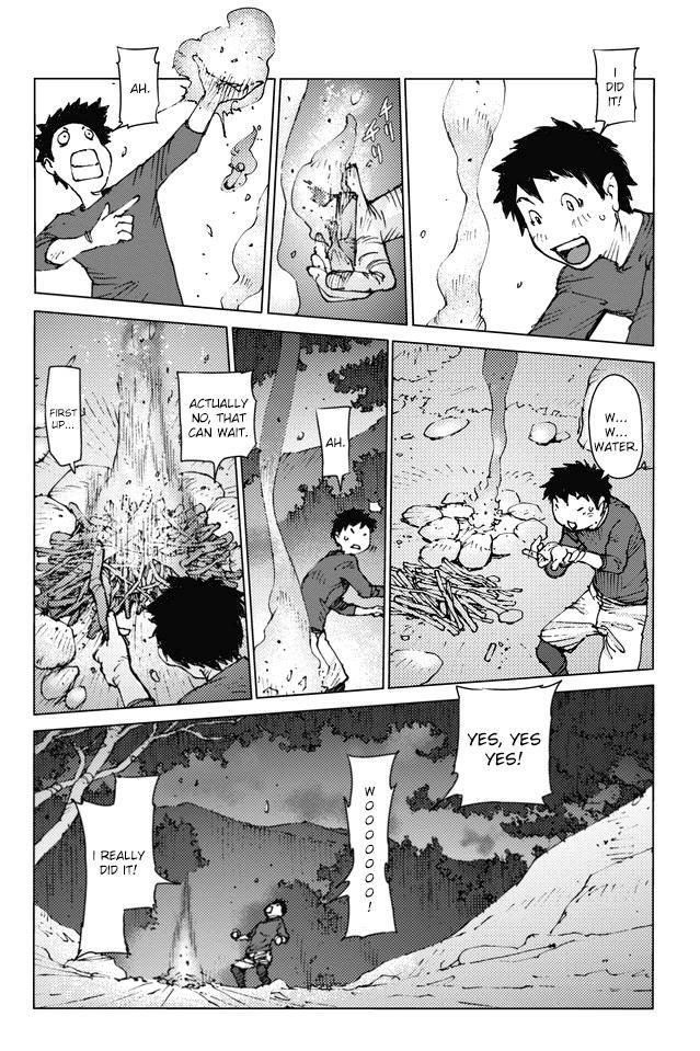 Survival: Shounen S no Kiroku - Chapter 4