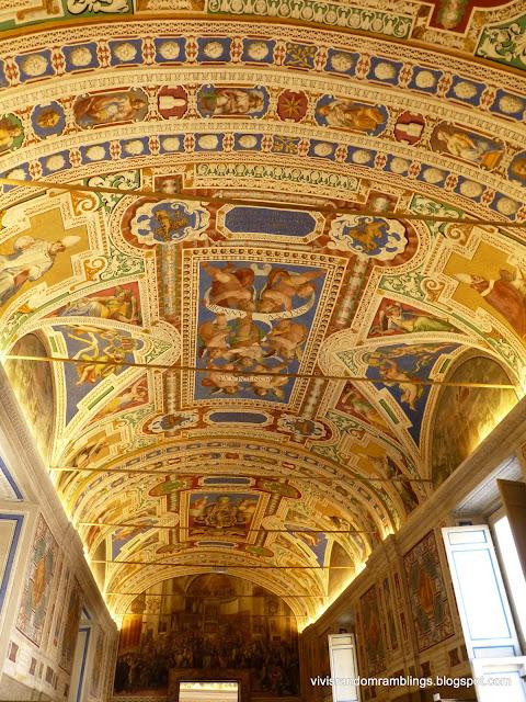 Vatican Museums Vatican City: Vivi's Random Ramblings: A Trip To The Holy See (Vatican City