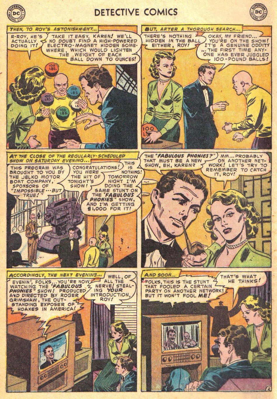 Detective Comics (1937) 193 Page 17