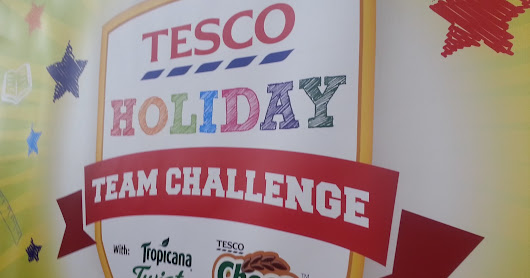 Tesco Holiday Team Challenge Contest