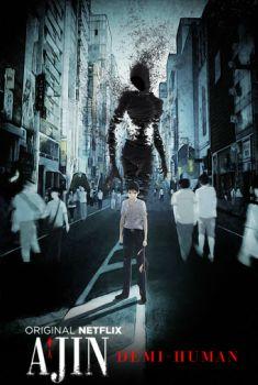 Ajin: Demi-Human 1ª Temporada Torrent - WEB-DL 720p Dual Áudio