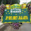 Papan Bunga Dukacita JP Helmet Jakarta