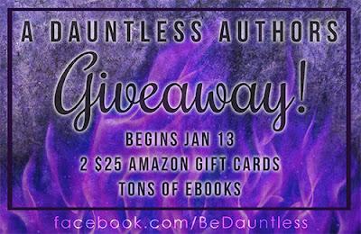 Dauntless Authors Giveaway!