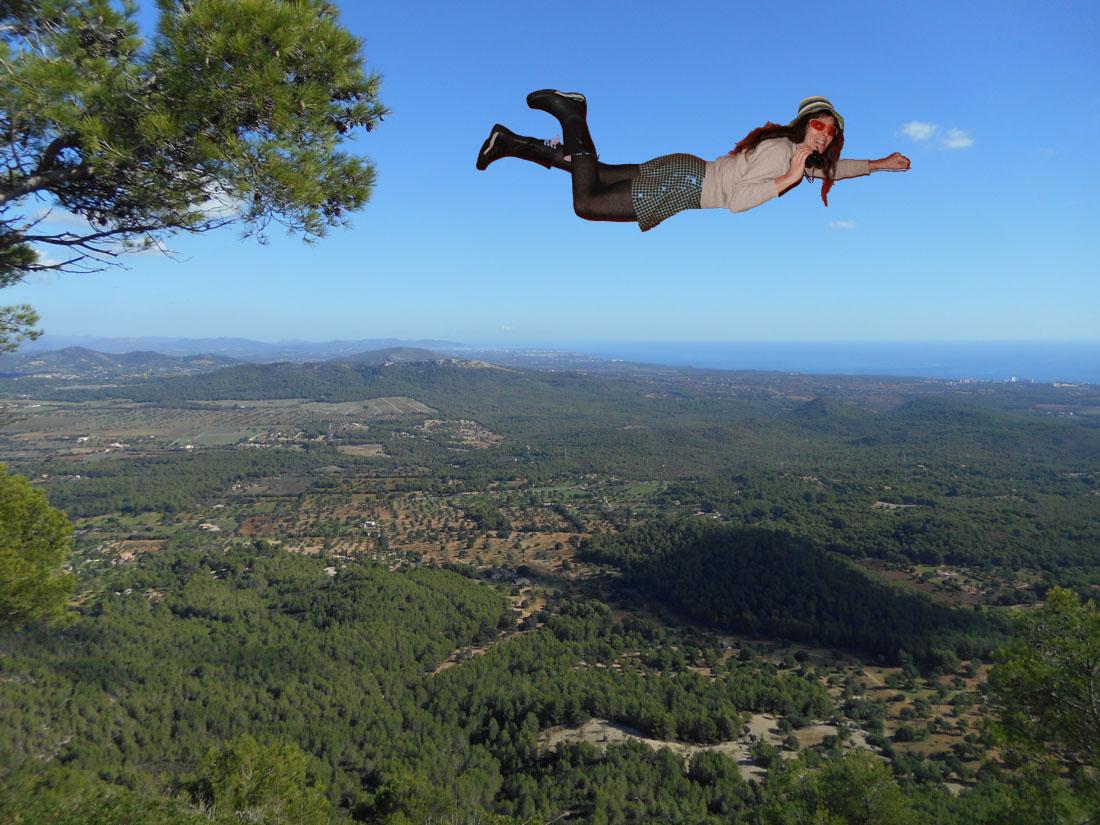 Nel cielo sopra Mallorca