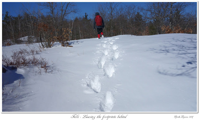 Fells: Leaving the footprints behind