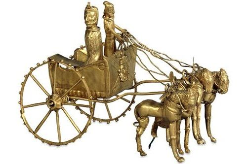 Chariot Facts and History ~ Transforming the World
