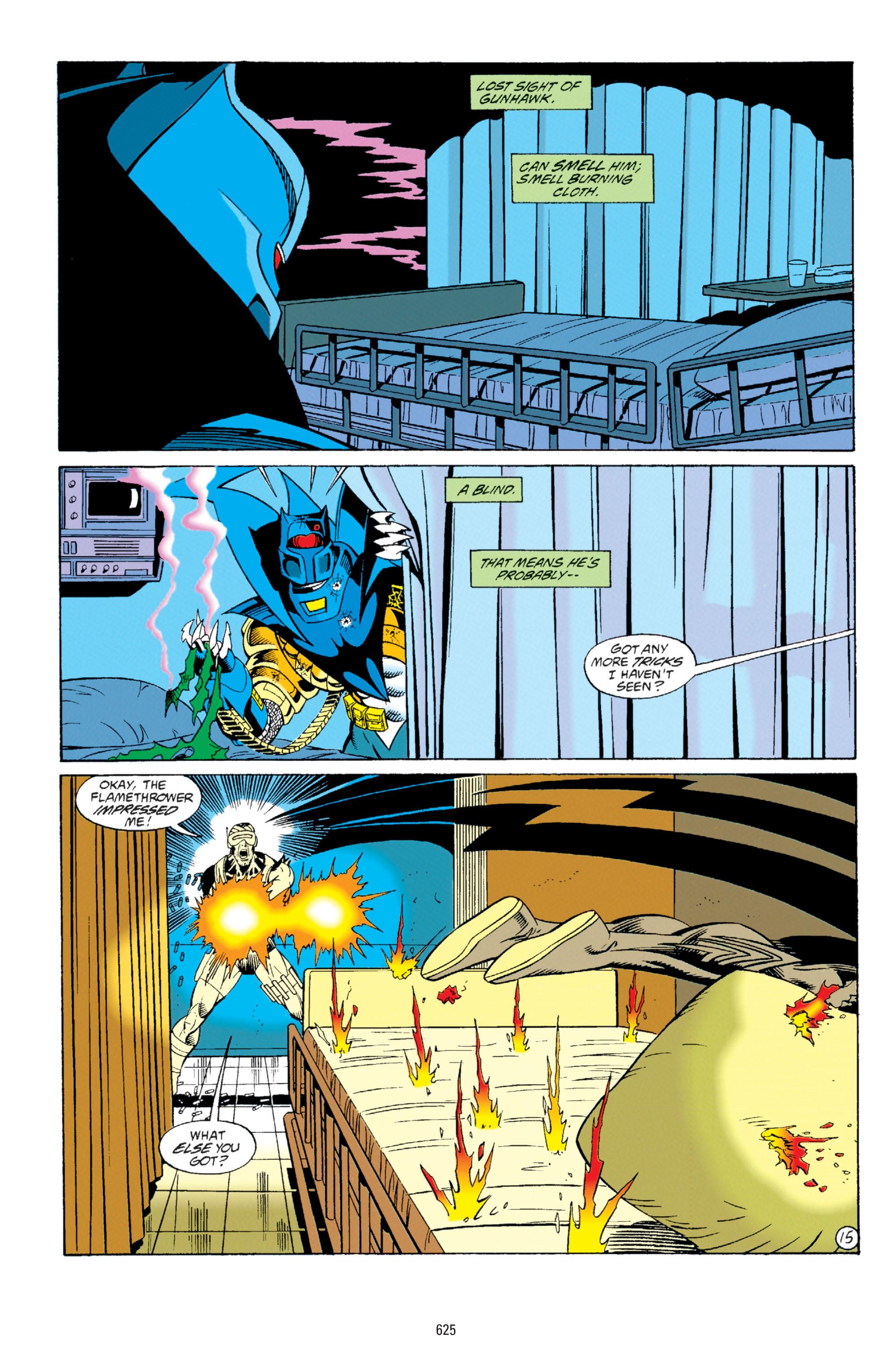 Detective Comics (1937) 675 Page 14