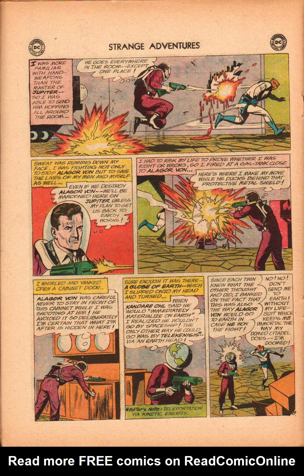 Strange Adventures (1950) issue 156 - Page 10