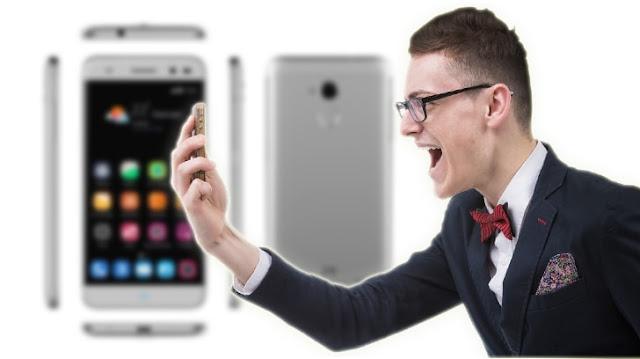 Smartphone termurah dengan sensor sidik jari hadir