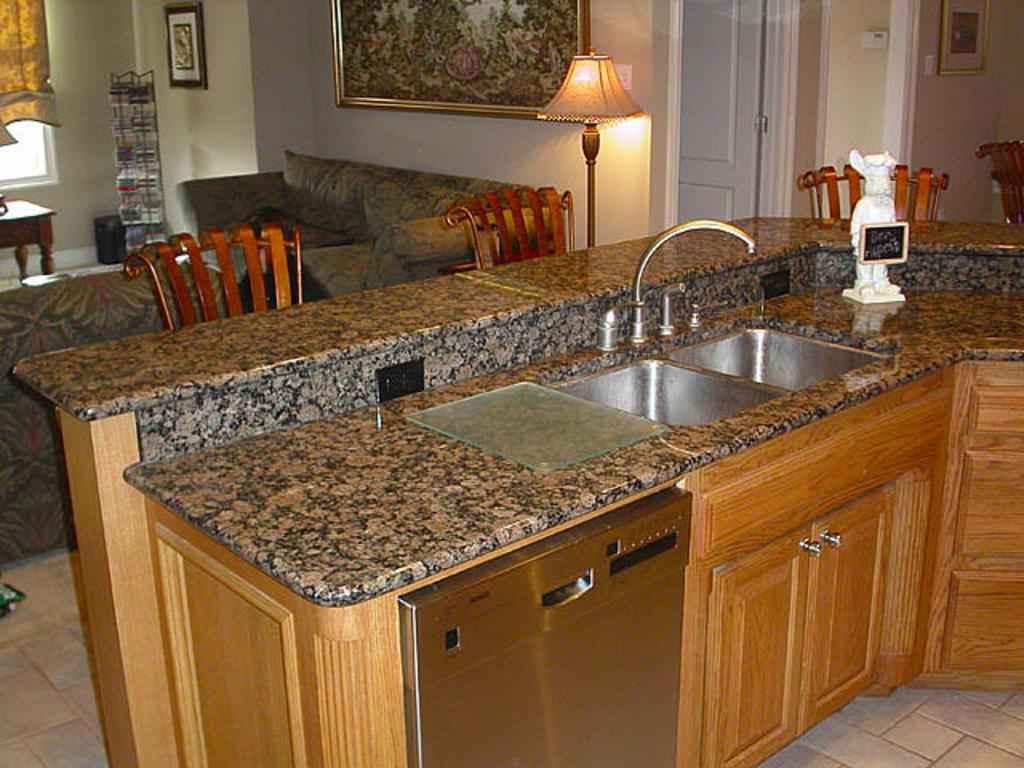 Kitchen Granite Ideas