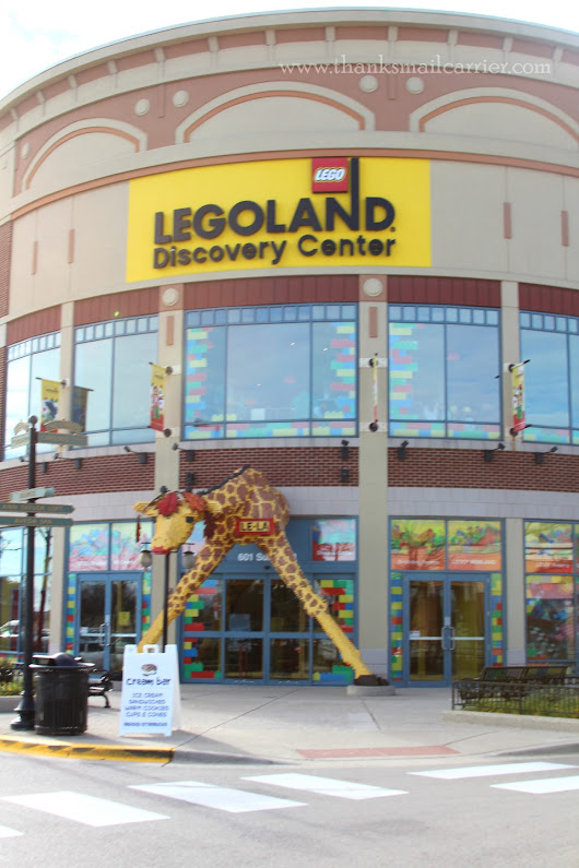 Construct, Ride, Climb, Imagine, and More at LEGOLAND Discovery Center Chicago {Review}