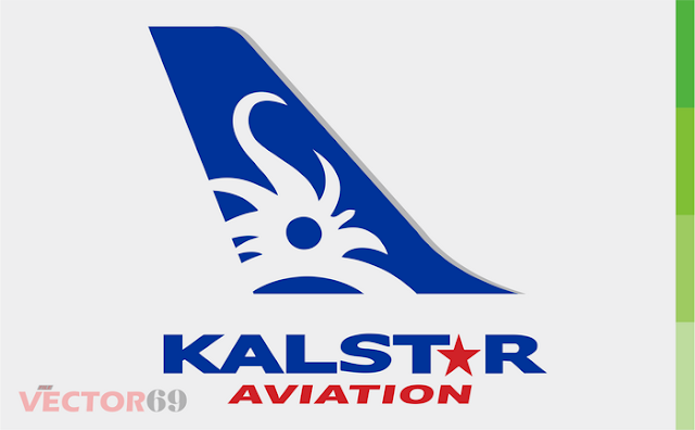 Logo Kalstar Aviation Potrait - Download Vector File CDR (CorelDraw)