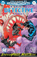 DC Renascimento: Detective Comics #942