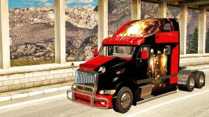 Dynamit skin for Peterbilt 387