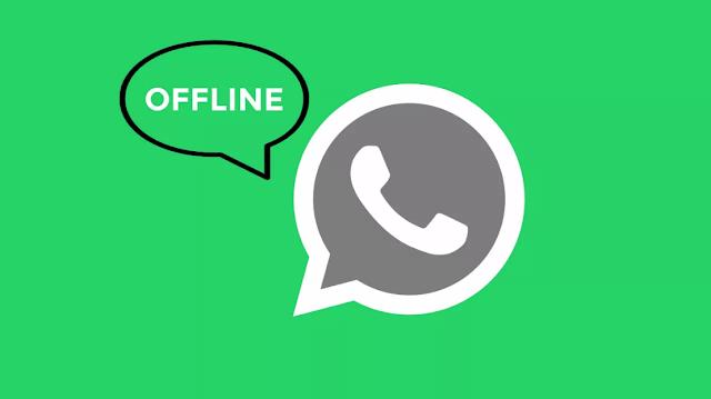 Cara Agar Whatsapp Terlihat Offline di WhatsApp (WA) Padahal Sedang Online