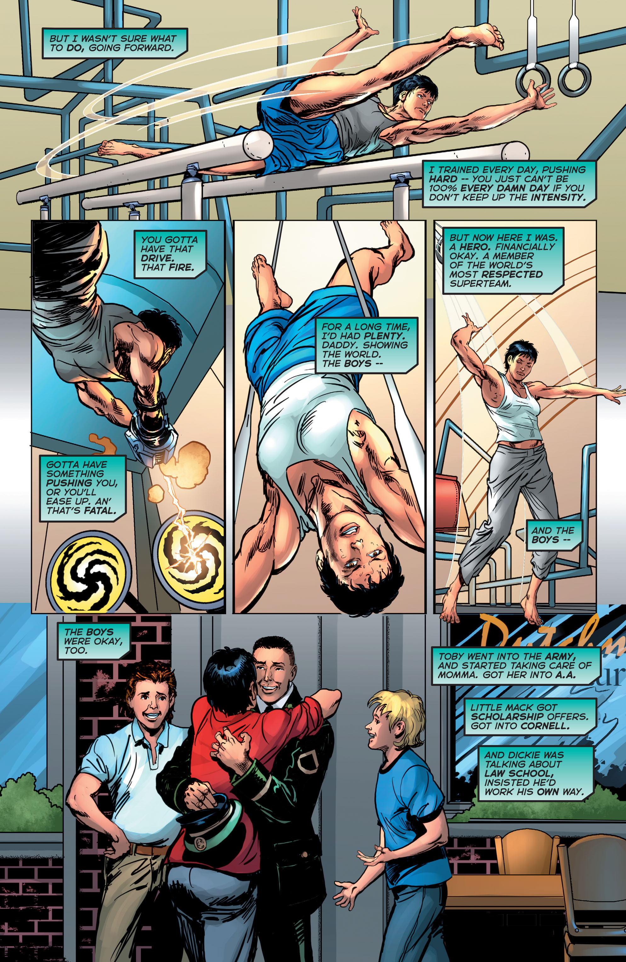 Read online Astro City comic -  Issue #19 - 13