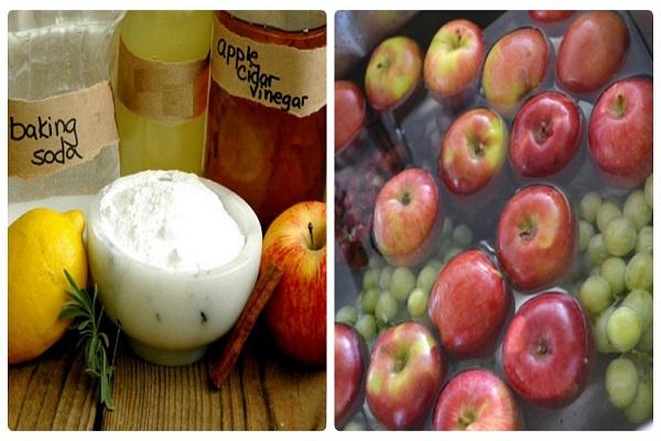 Cách rửa trái cây an toàn với sức khỏe