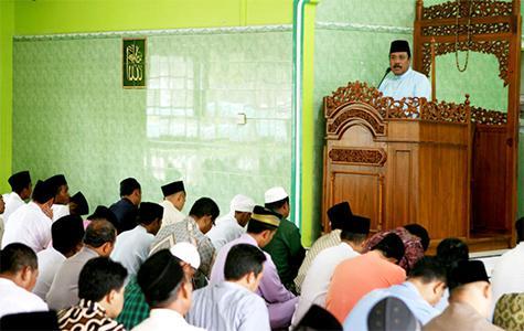 Kumpulan Contoh Ringkasan Materi Khutbah Jum'at Bulan Puasa Ramadhan Singkat Terbaik 2018