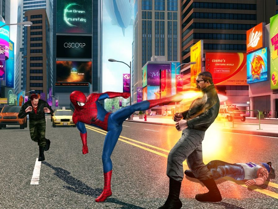 Spider Man 2 APK+DATA