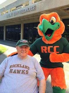 picture with RCC mascot Rocky