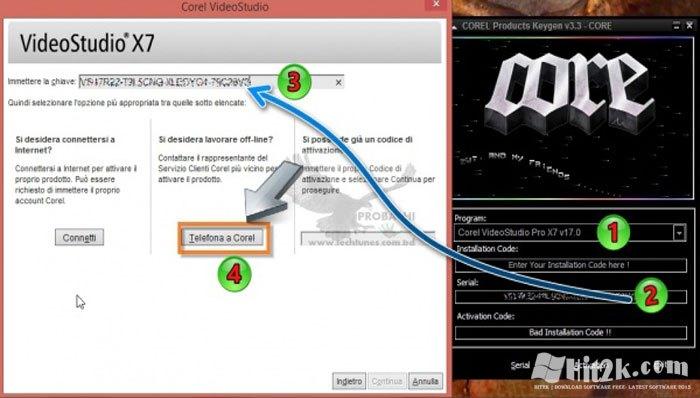 Corel Videostudio Pro X7 Full Keygen Espanol Hd