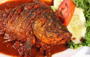 Resep Masakan Dan Cara Membuat Ikan Bawal Bumbu Bali