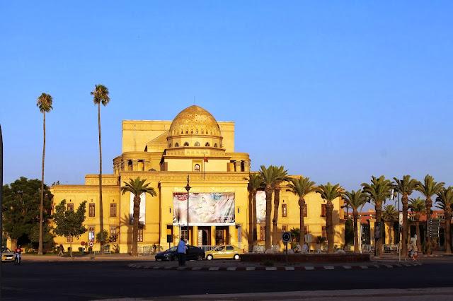 A Riqueza de Viajar - Marrakech - Cidades Históricas