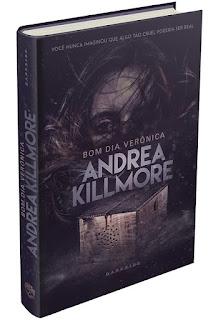 Bom Dia, Verônica de Andrea Killmore na @DarkSideBooks