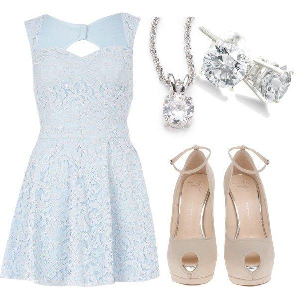 Комплекты одежды платья