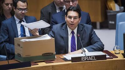 العرب يتحدون ويطردون إسرائيل من مجلس الأمن الدولى