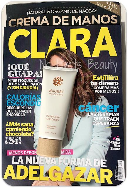Regalos revistas marzo 2016: Clara
