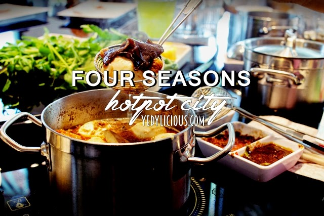 Four Seasons HotPot City Buffet SM by the Bay SM Mall of Asia MOA