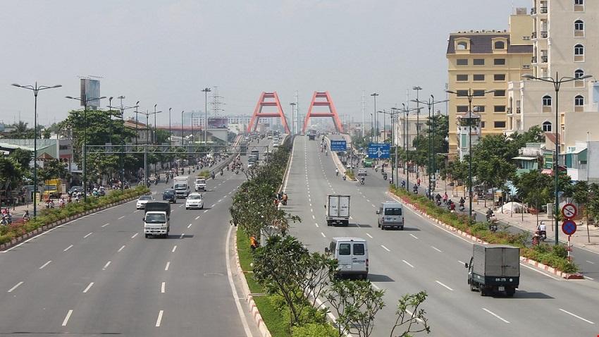 Đường Phạm Văn Đồng