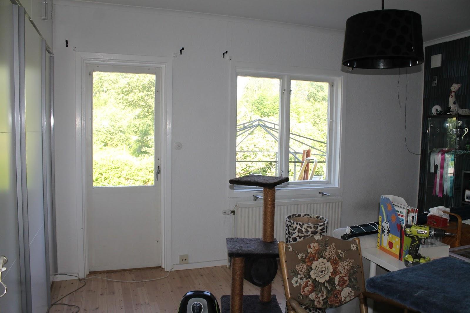LizPaws: Nytt fönster och dörr : allt i fönster : Fönster