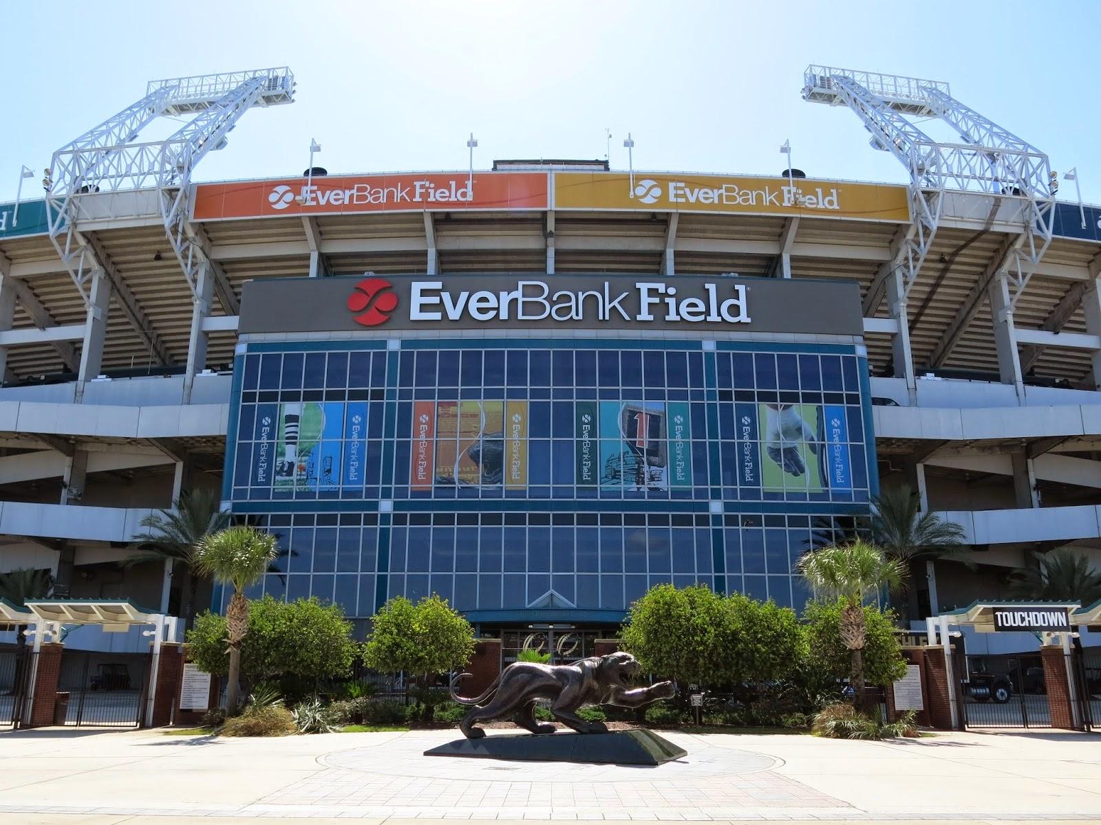 Jacksonville Jaguars Luxury Suites For Sale, EverBank Field