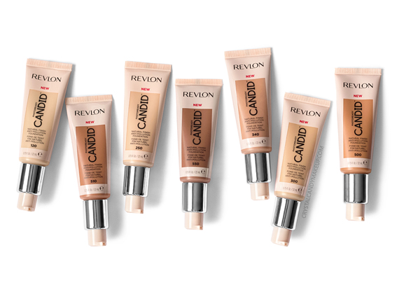 Revlon PhotoReady Candid Foundation Review Photos Packaging