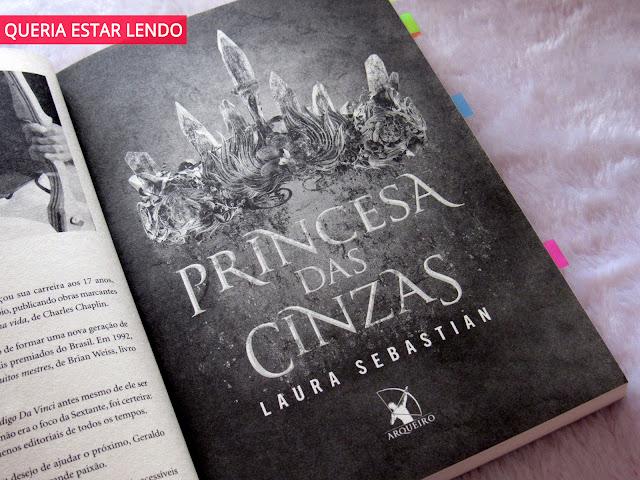 Resenha: Princesa das Cinzas
