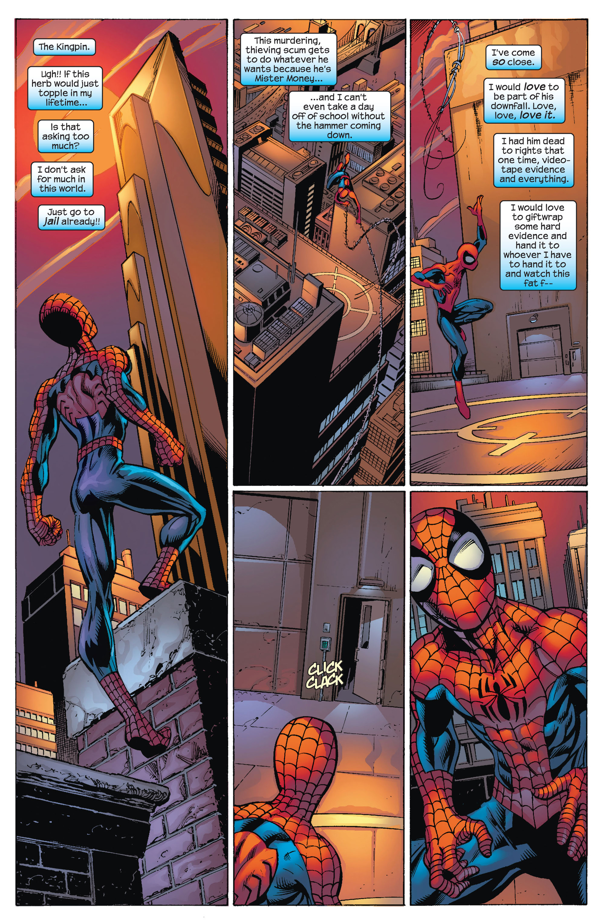Read online Ultimate Spider-Man (2000) comic -  Issue #80 - 14