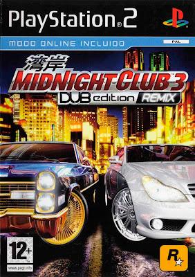 Midnight Club 3: DUB Edition Remix (NTSC) PS2 Torrent Download