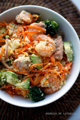 salmon_prawn_cauli_rice_GAPS_PALEO