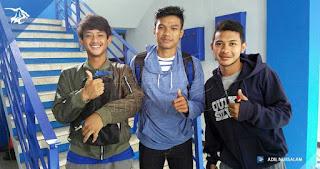 Persib Bandung 2017 Diperkuat Tiga Pemain Muda