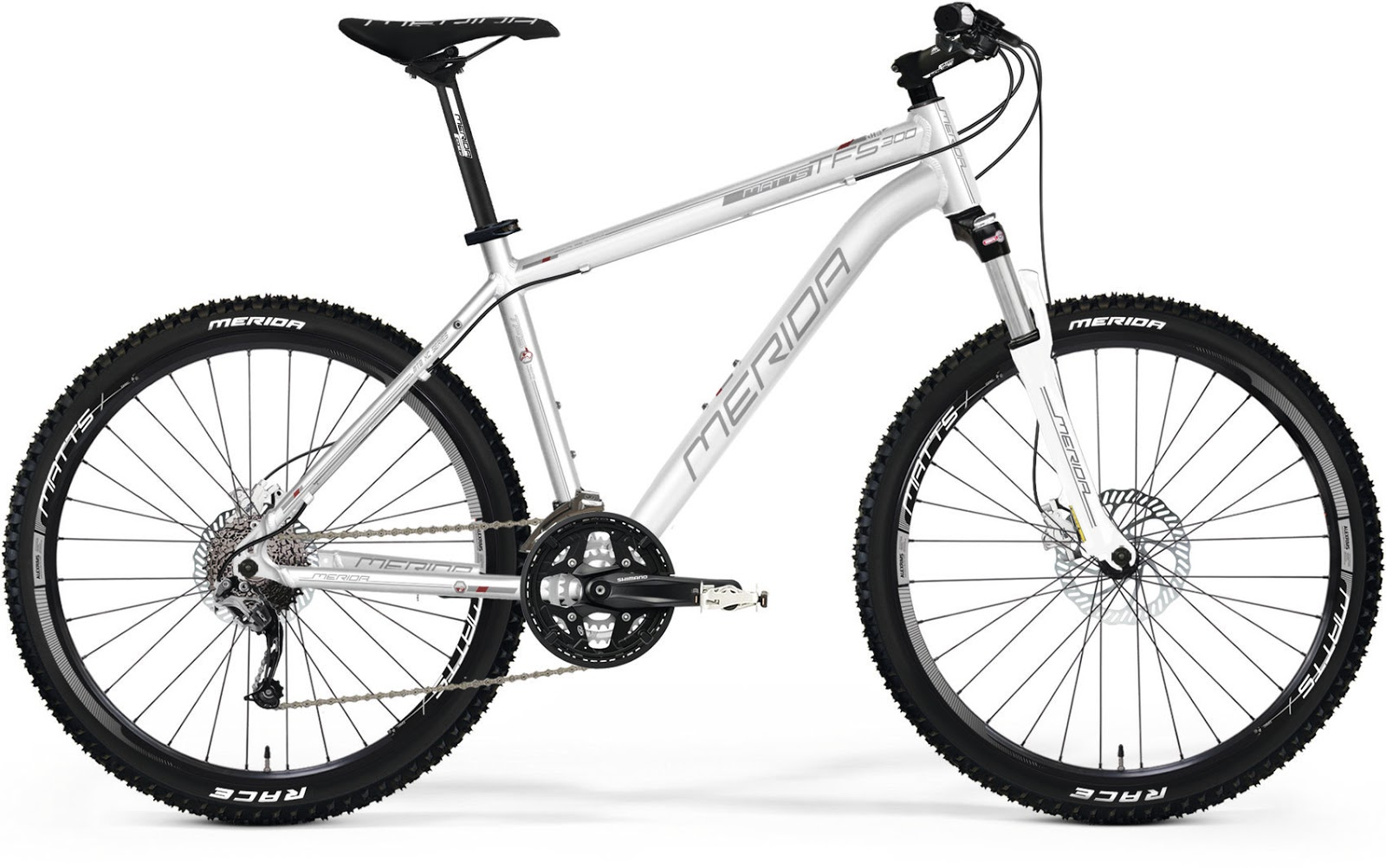 CHOO HO LEONG (CHL) Bicycle: Merida Mountain Bikes 2013