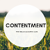WELCOME TO THE 9TH CHAPTER OF 2018 | CONTENTMENT