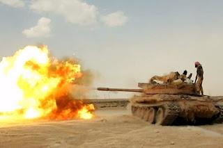 Pasukan Suriah Rebut Al-Mayadeen dari Tangan ISIS