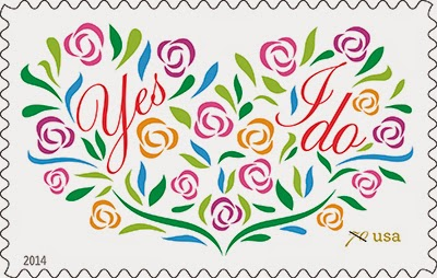 Usps Wedding Stamps.South Florida Postal Blog Usps Yes I Do To Wedding Stamps