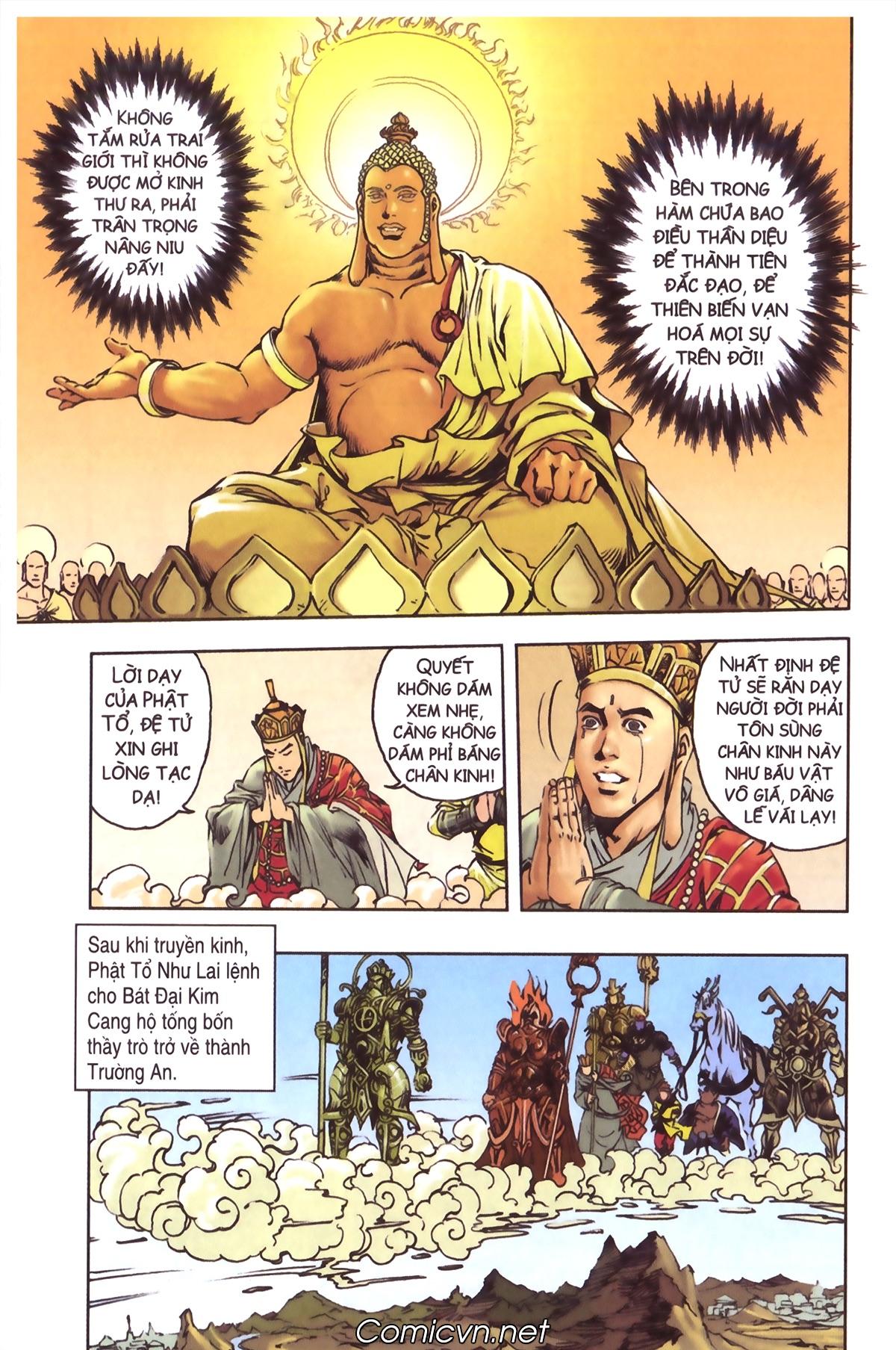 Tây Du Ký màu - Chapter 134 - Pic 22
