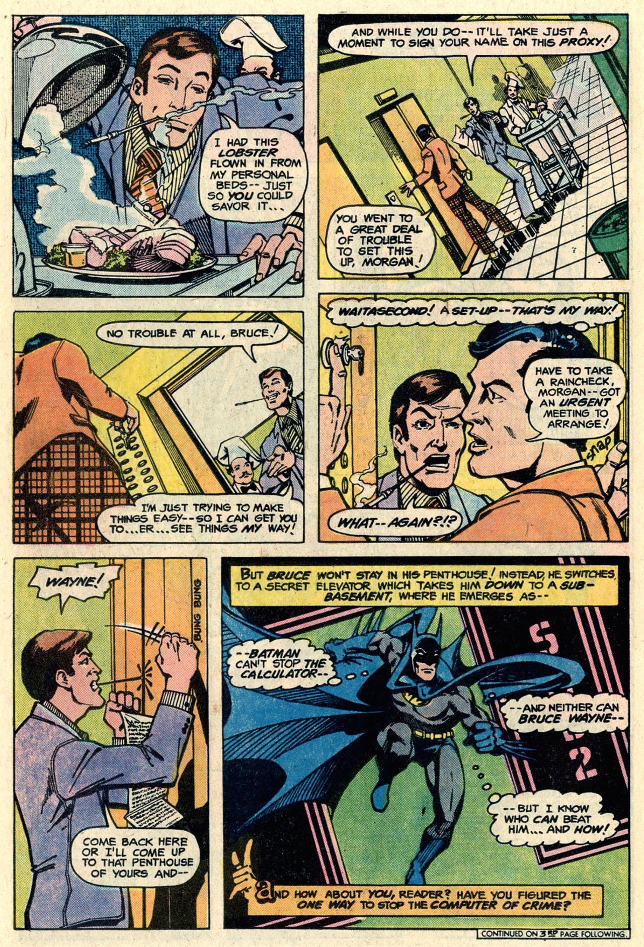 Detective Comics (1937) 468 Page 21