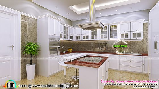 New kitchen modular