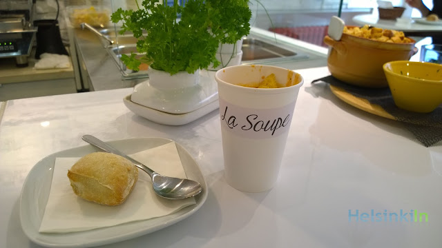 soup at LaSoupe