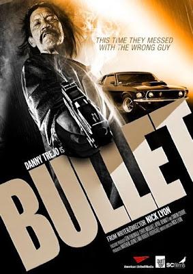 Capa do Filme Bullet